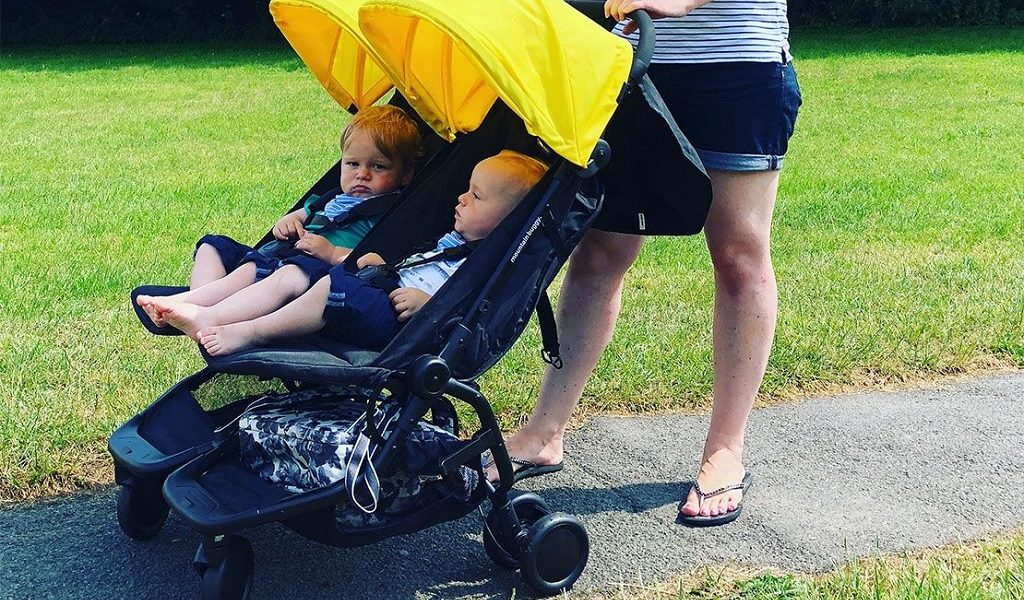 Top 6 Best Side by Side Double Stroller for 2020